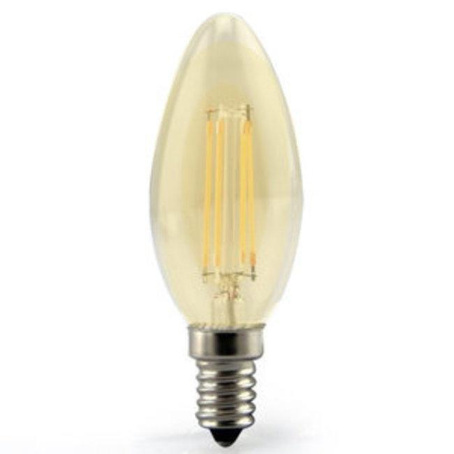 PURPL LED Filament Lamp 4W - 2700K - Kaars