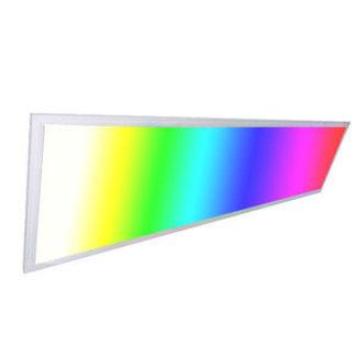 PURPL LED Paneel Kleur - 30x120 cm - RGB+CCT