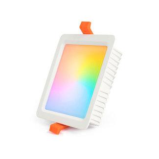 MI-LIGHT LED Downlight 9W -  Inbouw - RGB+CCT