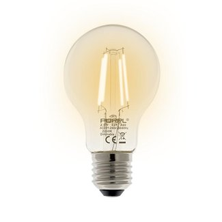 PURPL LED Filament Lamp | E27 |  A60 Rond | Clear | 2.5W