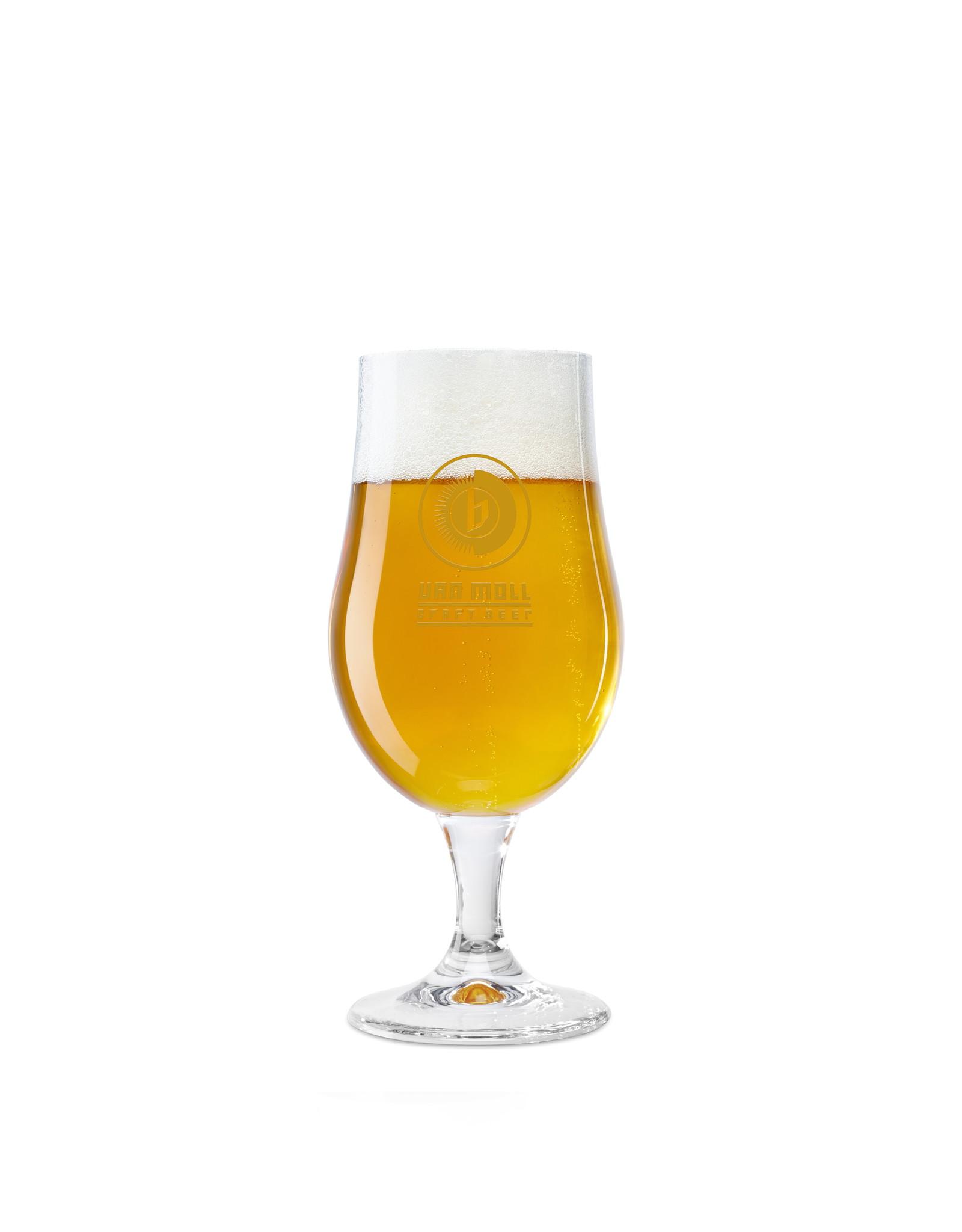 Van Moll 33cl bierglas