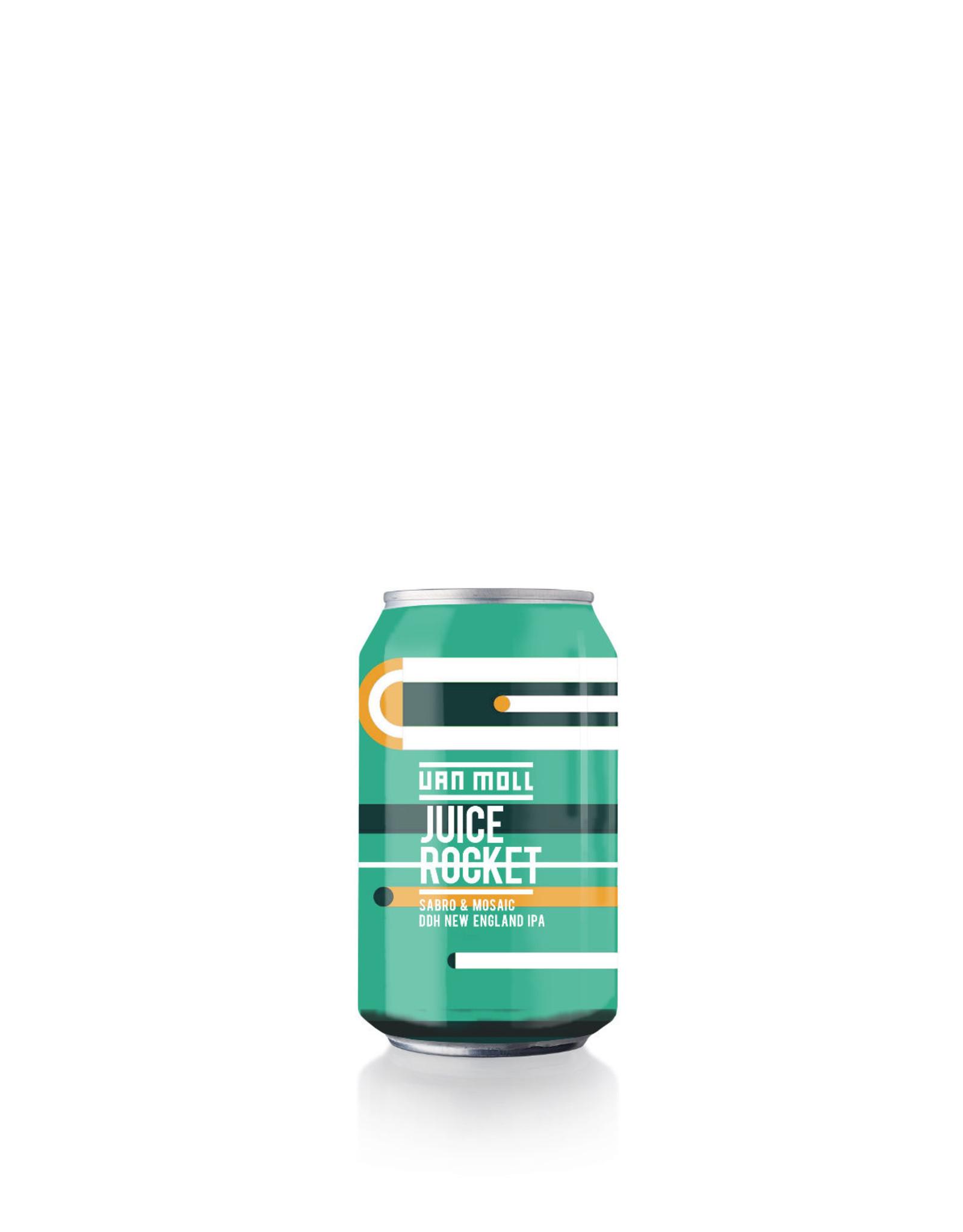 Juice Rocket - Sabro & Mosaic 33cl