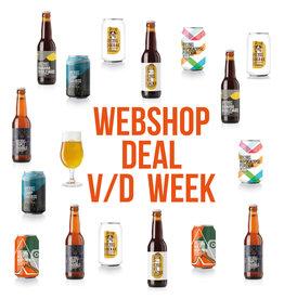 Webshop deal van de week