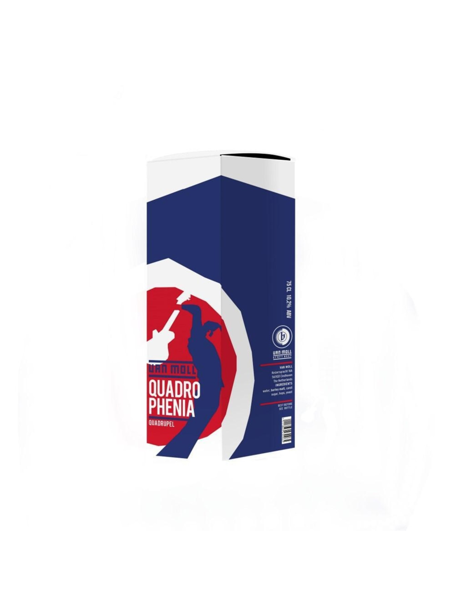 Quadrophenia 75cl  - Gift box