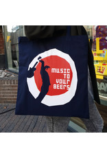 Canvas Tote Bag - Music To Your Beers