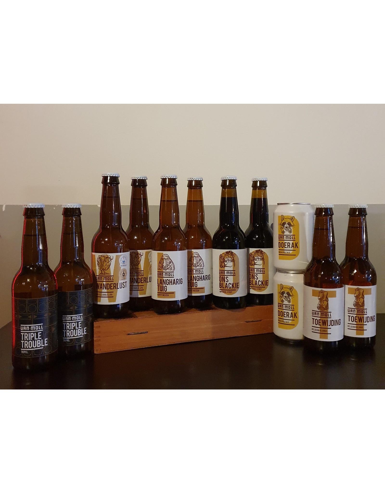 2 x 6 bieren uit de core range