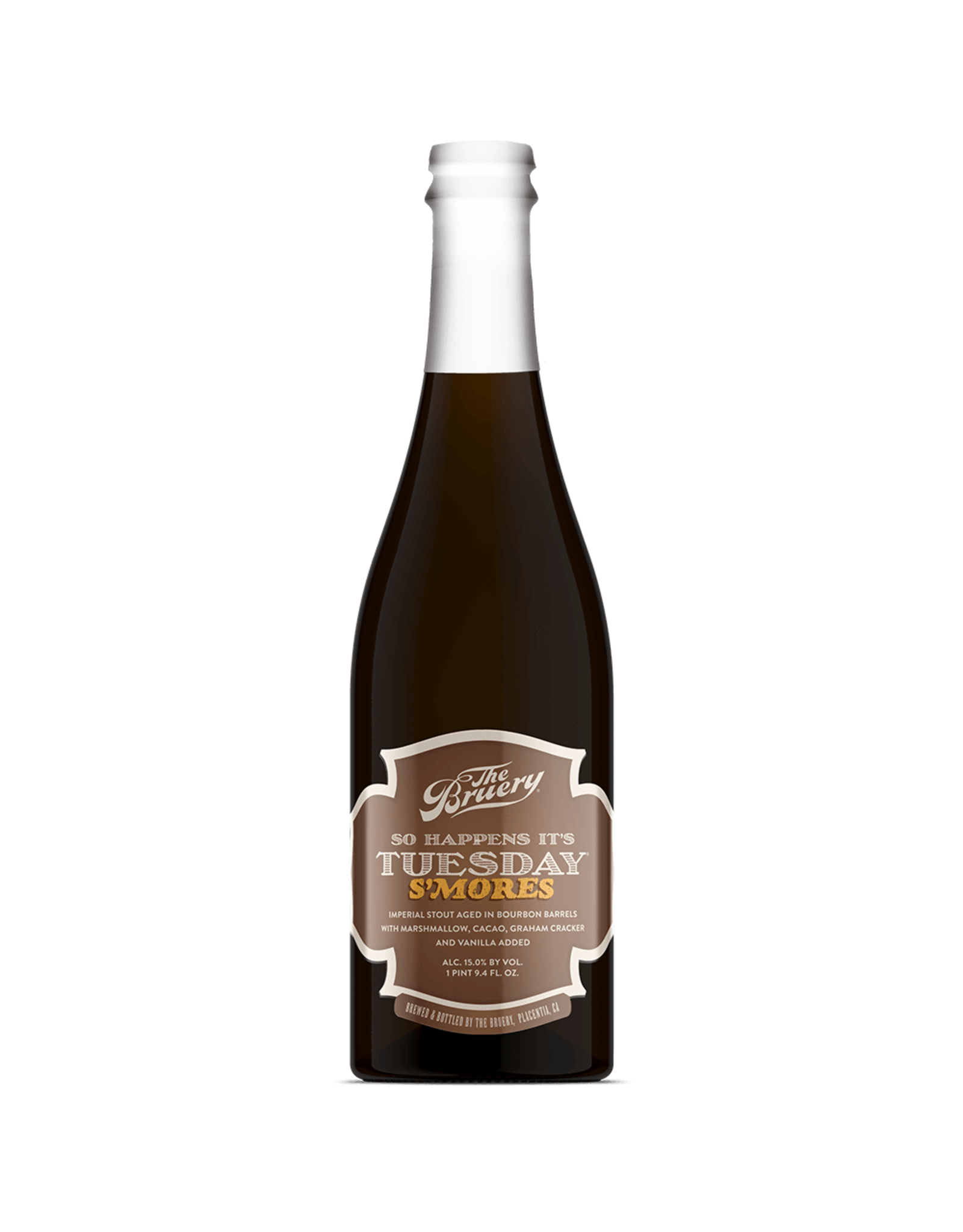 The Bruery - So Happens It's Tuesday S'mores 75cl