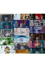 Van Moll bier Core Range & Specials etiketten collectie