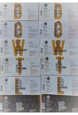Van Moll beer Core Range & Specials labels collection