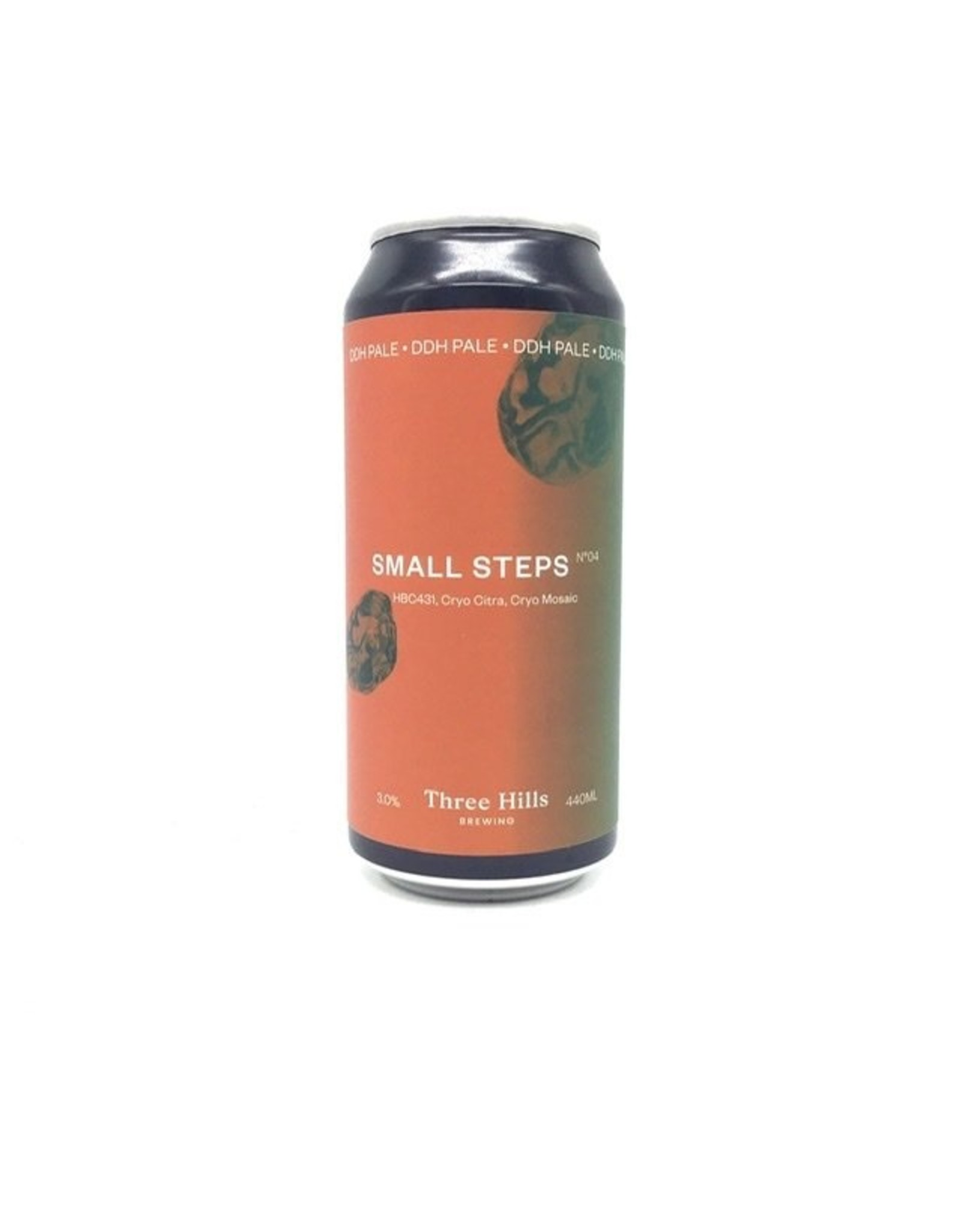 Three Hills Brewing - Small Steps No4 44cl