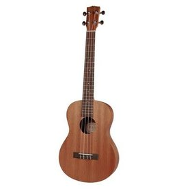 KORALA Bariton ukelele, mahonie, met gitaarmechanieken