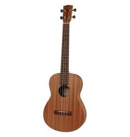 KORALA bariton ukelele, geheel sapele, met gitaarmechanieken