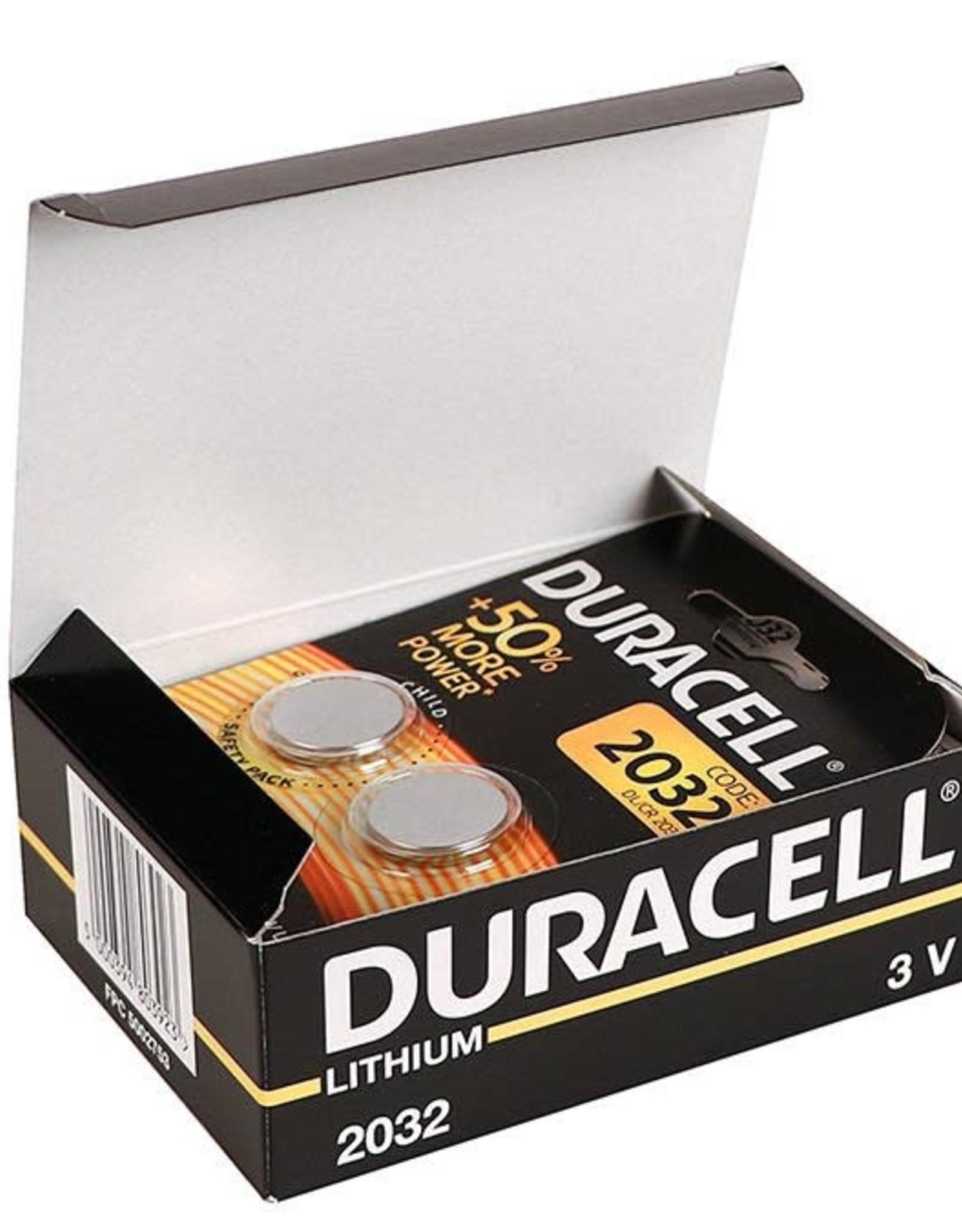 DURACELL batterij - 2032 DOOS