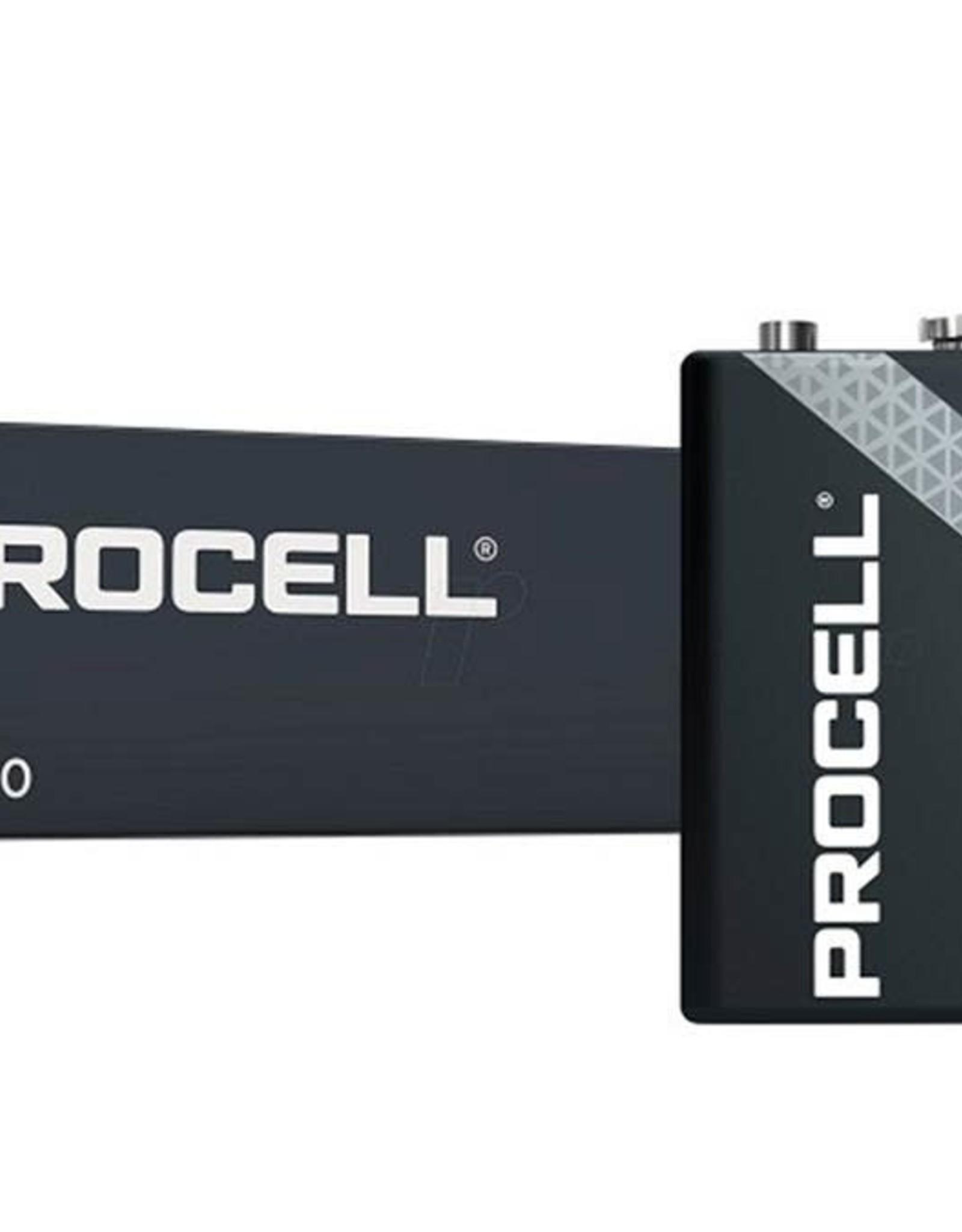 Duracell 9v  batterij - art. 9v10 PER STUK