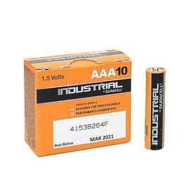 DURACELL batterij aa industrial, PER STUK