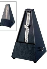 WITTNER Maelzel mechanische metronoom zwart