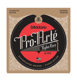 D'ADDARIO Pro Arte snarenset voor klassieke gitaar, normal