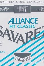SAVAREZ Alliance gitaar snarenset, hard