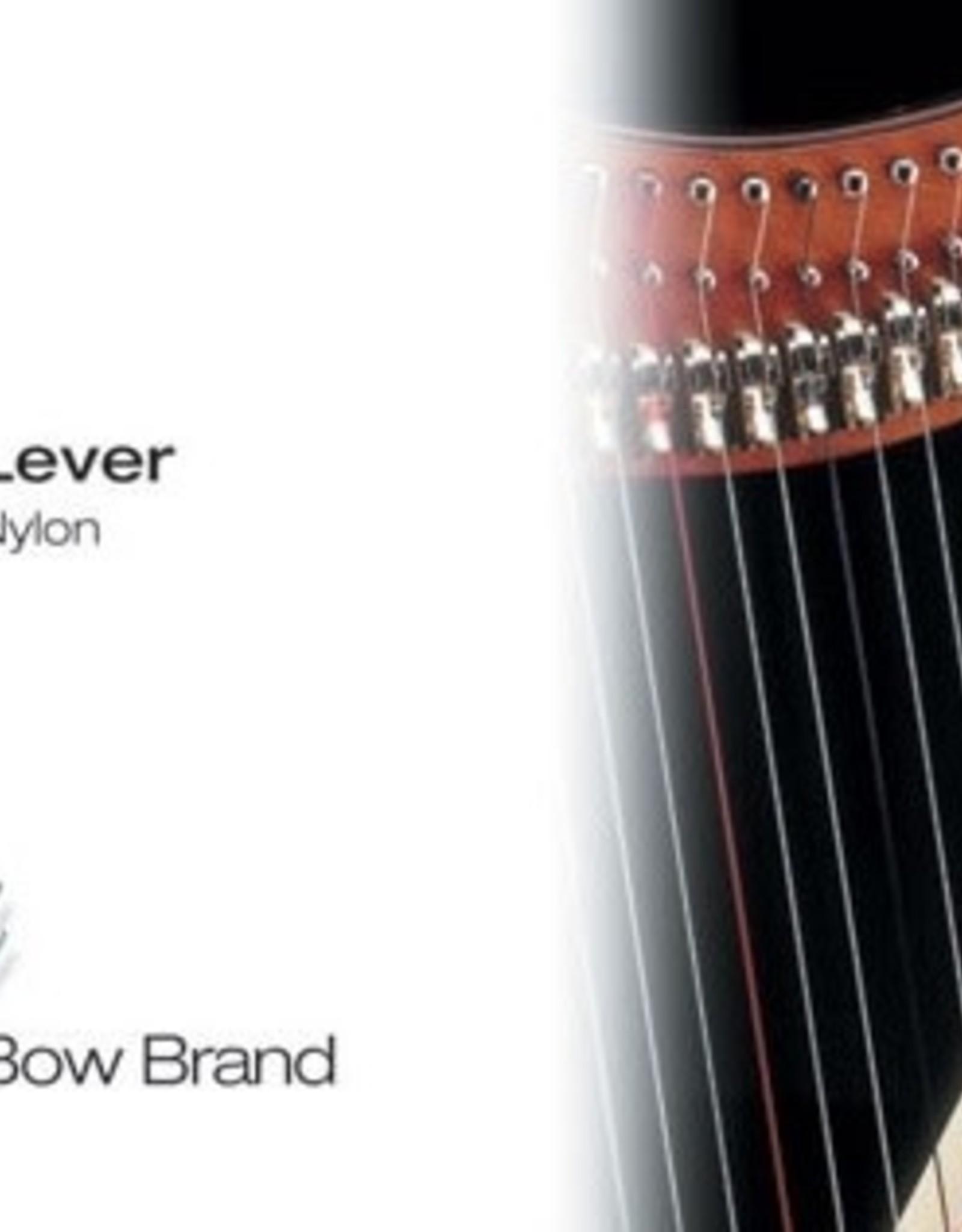 BOW BRAND  klep nylon - lever NYLON 23/4 re