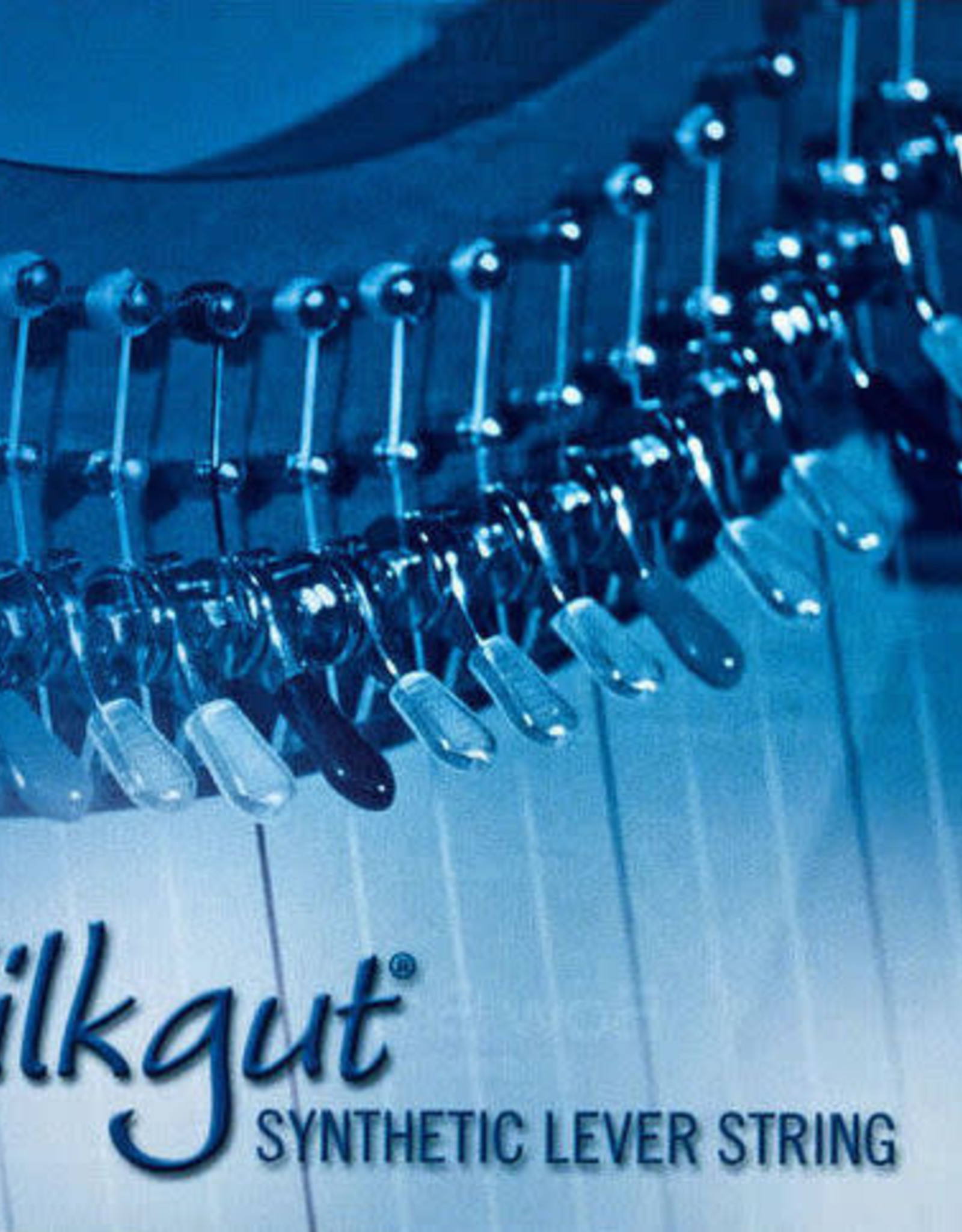 BOW BRAND  klep silkgut - lever SILKGUT (set) - 1ste octaaf - inclusief 5% korting