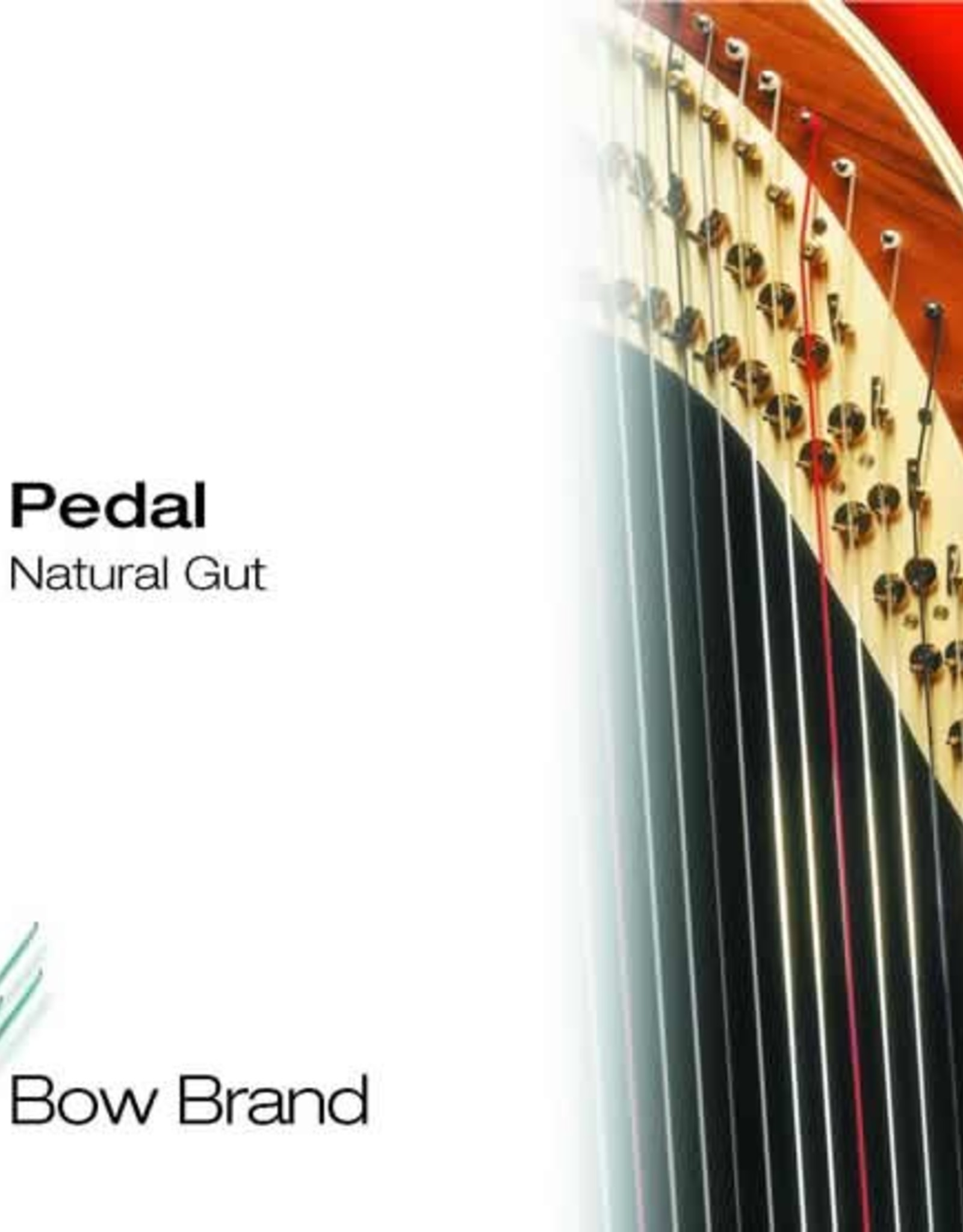 BOW BRAND  pedaal darm - pedal STD GUT 0/0 fa