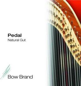 BOW BRAND  pedaal darm - pedal STD GUT/metaal (set) - 5de oktaaf - inclusief 5% korting