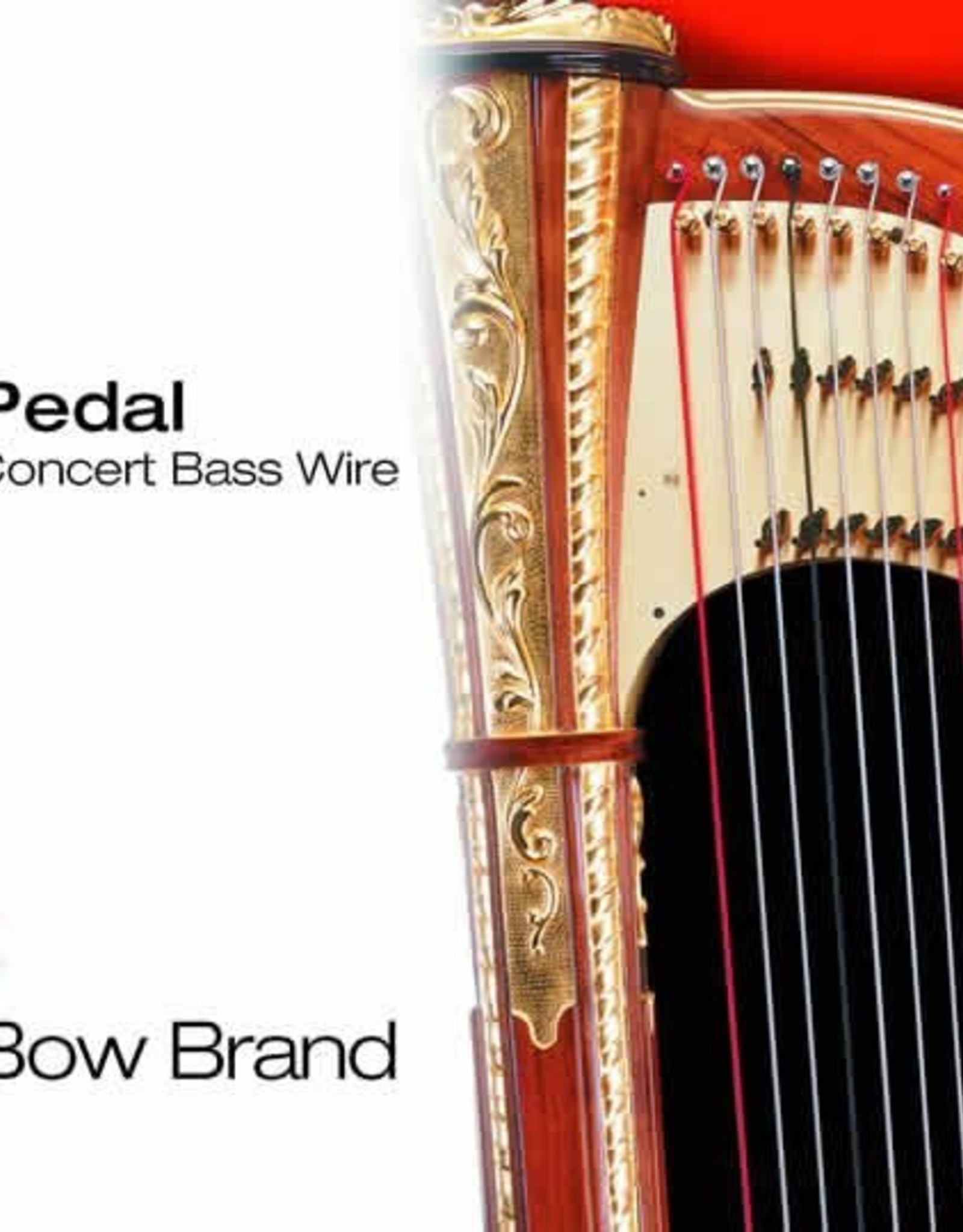 BOW BRAND  pedaal metaal - pedal WIRE 35/5 fa