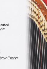 BOW BRAND  pedaal nylon - pedal NYLON 2/1 re