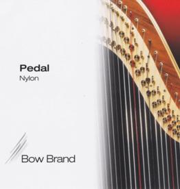 BOW BRAND  pedaal nylon - pedal NYLON 9/2  re