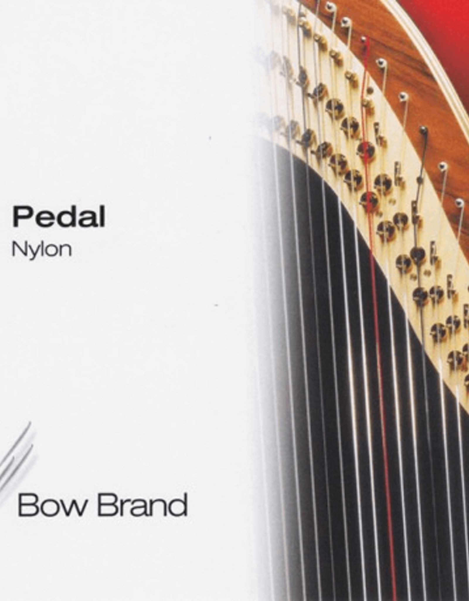 BOW BRAND  pedaal nylon - pedal NYLON 10/2 do