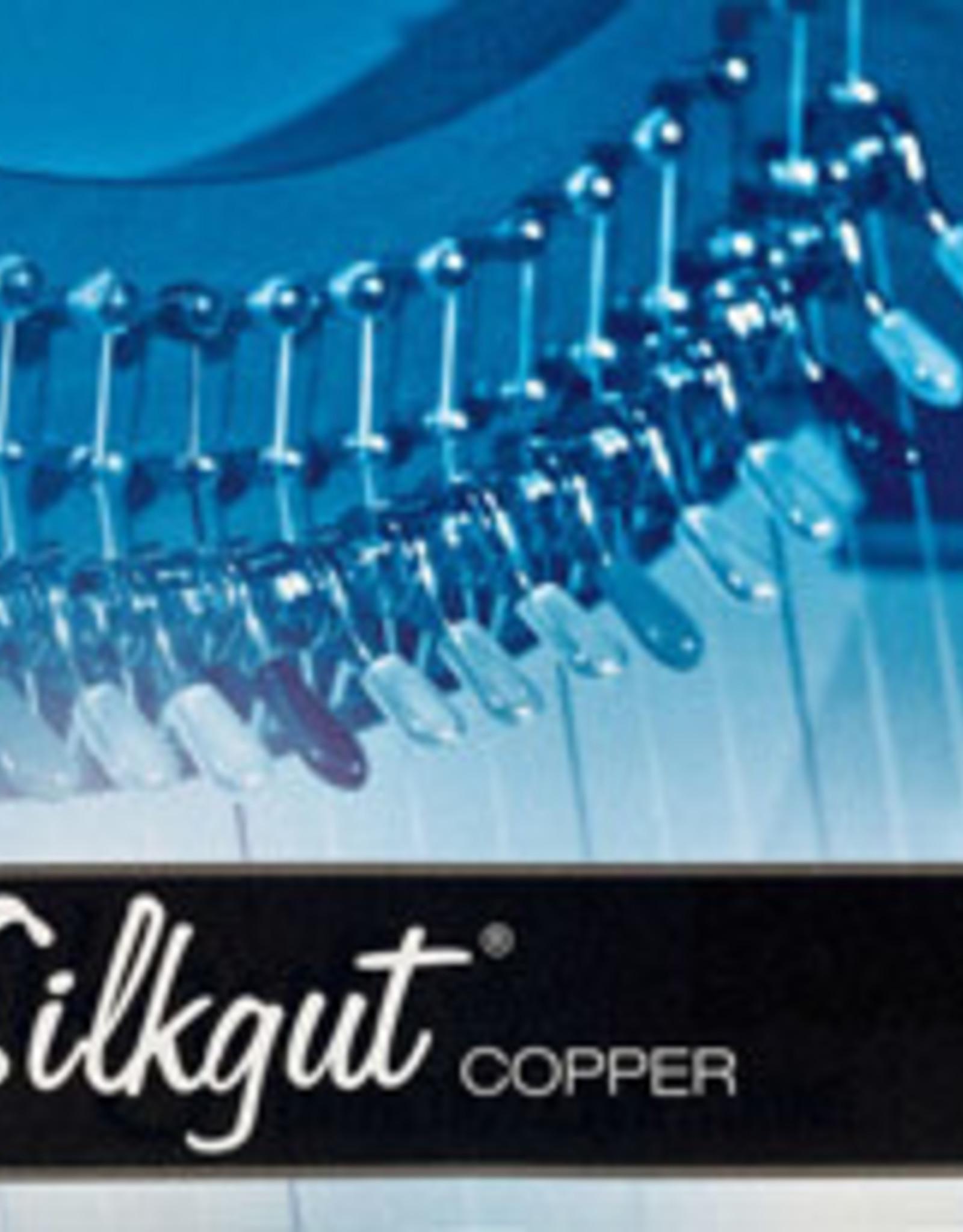 BOW BRAND silkgut copper 25/4si