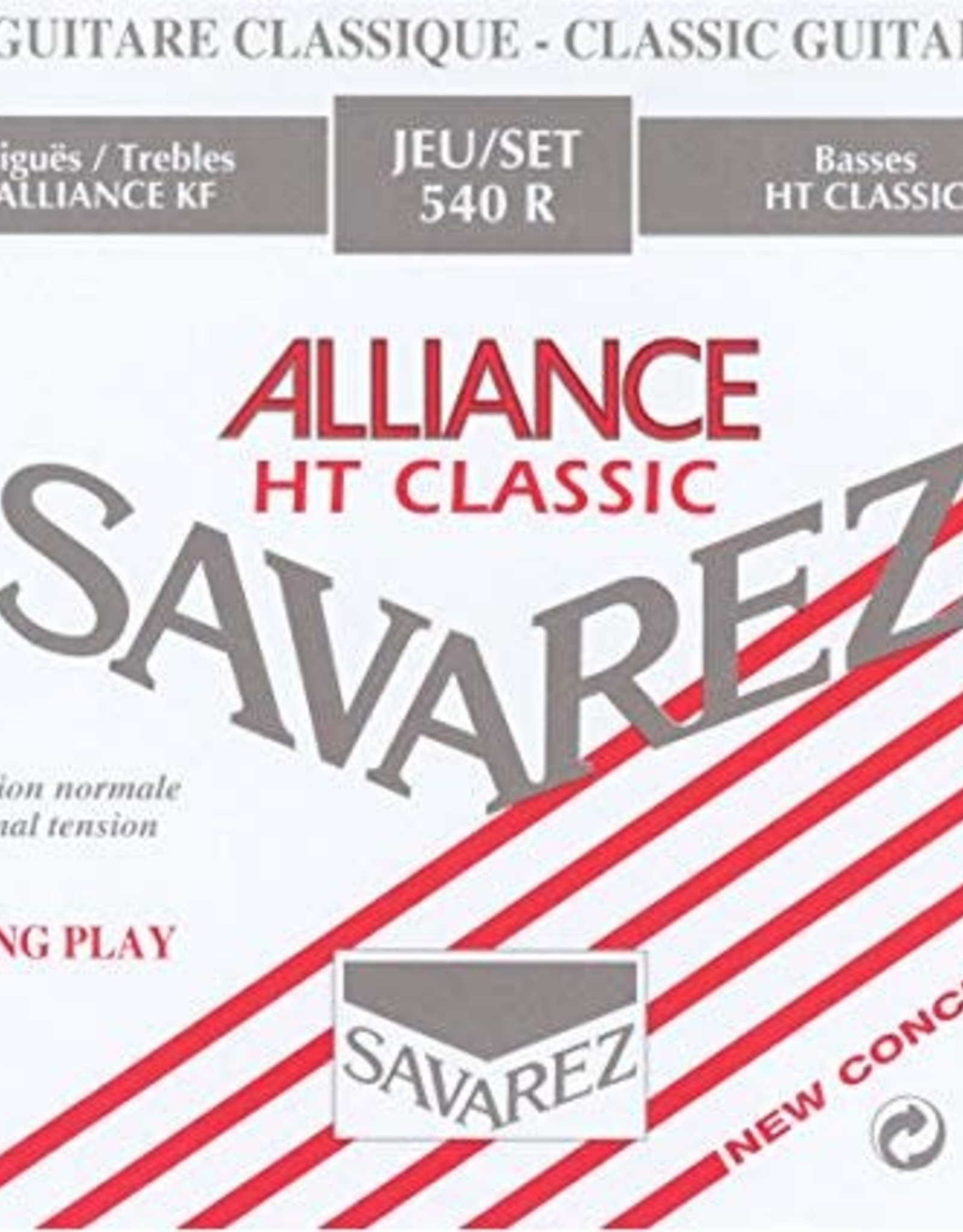 SAVAREZ Alliance gitaar snarenset, normal