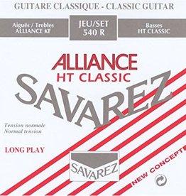 SAVAREZ Alliance gitaar snarenset, normal