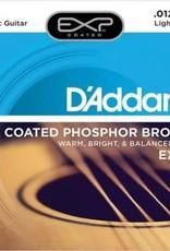 EXP string set for acoustic guitar. light exp16 - art. 019954934965