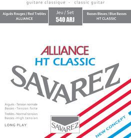 Savarez Alliance gitaar snarenset, high tension basses