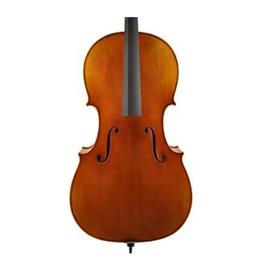 ADVANCED Scott Cao, cello 4/4, Stradivarius model, in massief Europese vuren en esdoorn