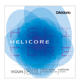 D'ADDARIO Helicore snarenset viool, 4/4