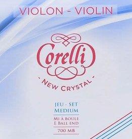 CORELLI New Crystal snarenset viool, 4/4