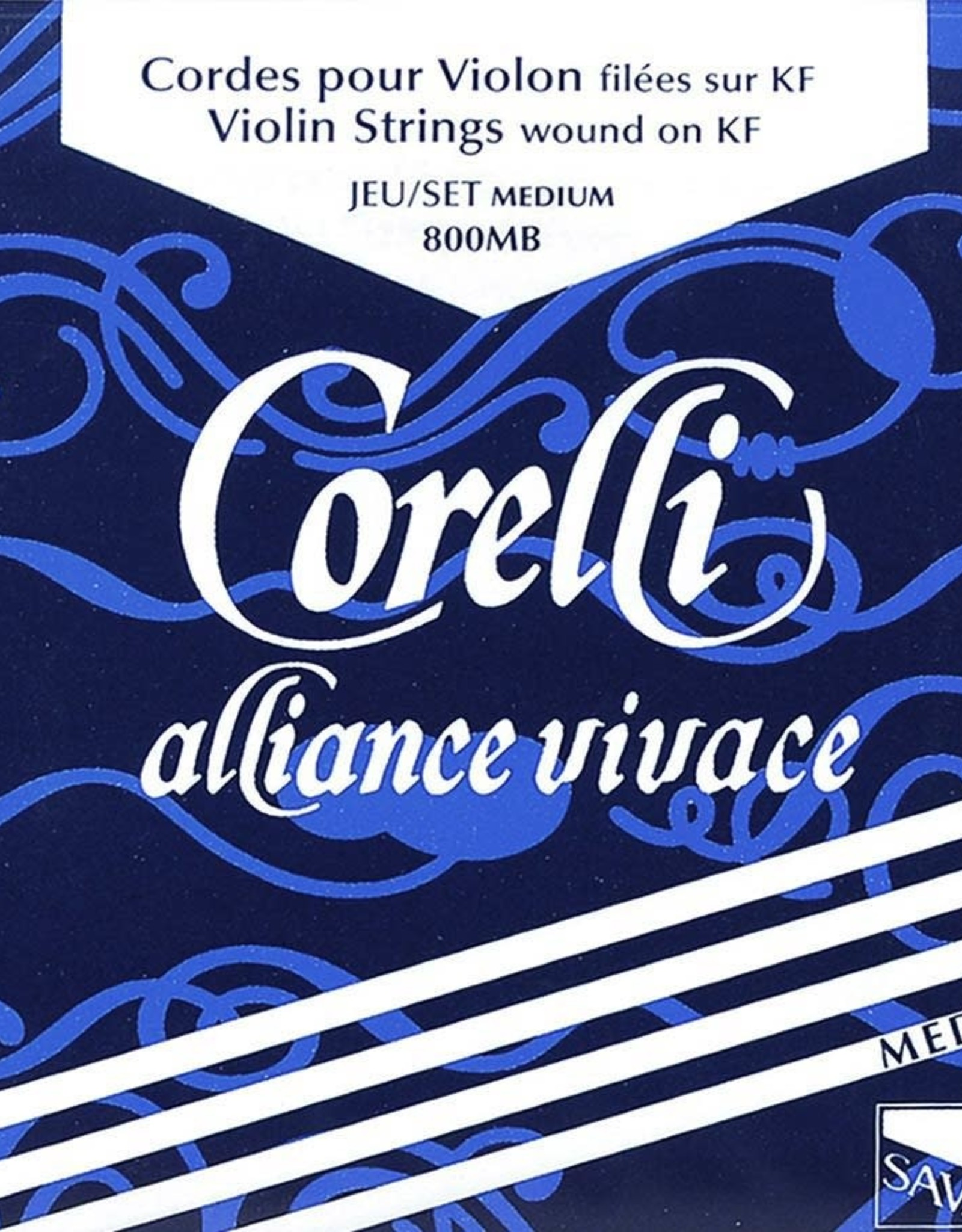 CORELLI Alliance Vivace, snarenset viool, 4/4