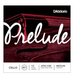 D'ADDARIO Prelude cellosnaar, sol (G-3) 1/2
