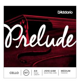 D'ADDARIO Prelude cellosnaar, sol (G-3), 4/4