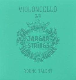 JARGAR Young Talent snarenset cello, 3/4