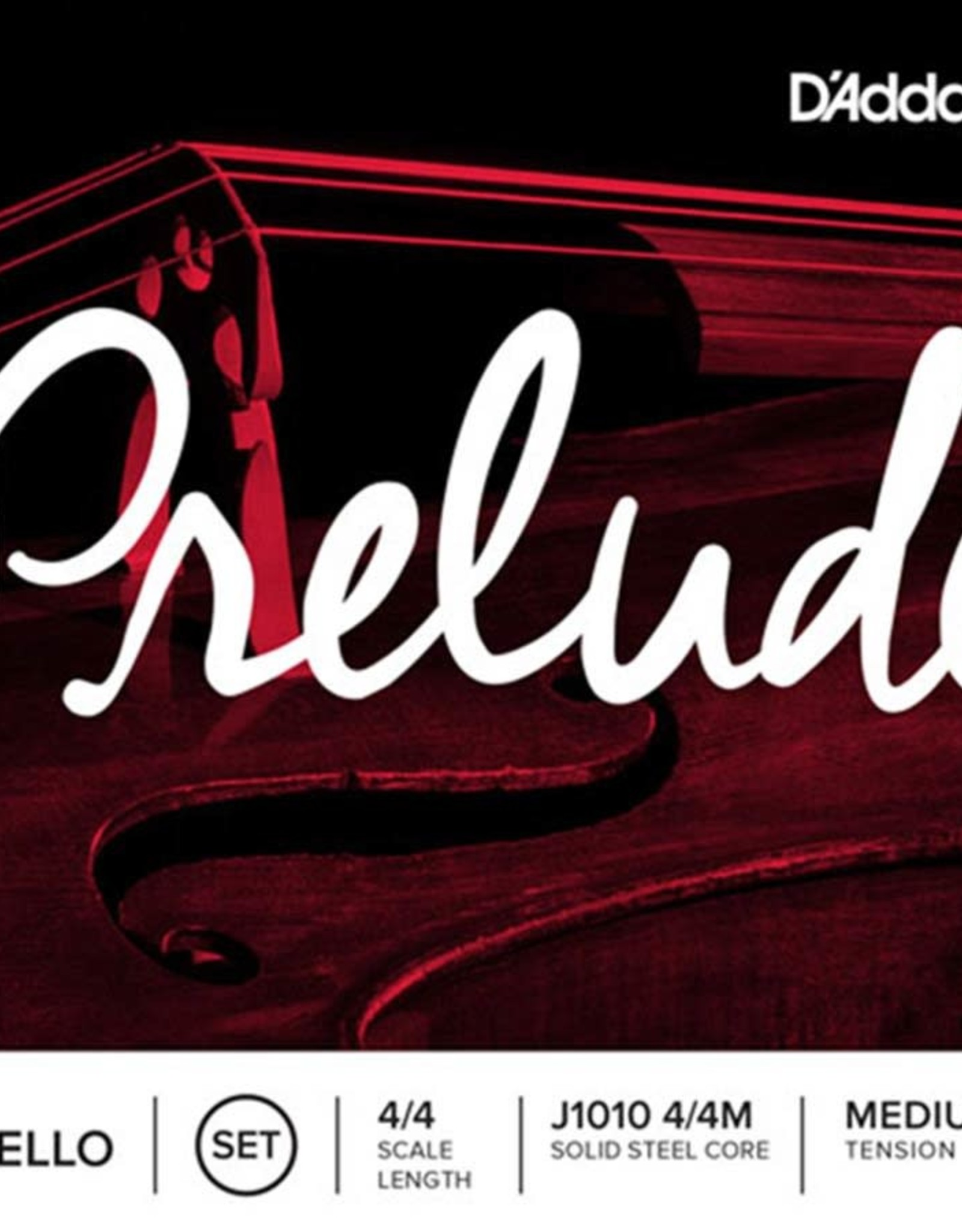 D'ADDARIO Prelude snarenset cello, 4/4