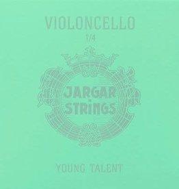 JARGAR Young Talent snarenset cello, 1/4