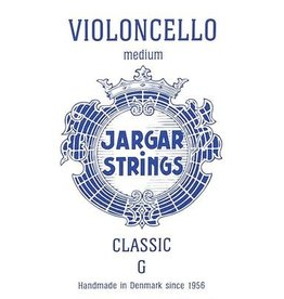 JARGAR cellosnaar, sol (G-3), 4/4 medium, flexi-metal