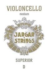 JARGAR cellosnaar, re (D-2), 4/4 medium, superior