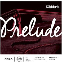 D'ADDARIO Prelude snarenset cello, 1/2