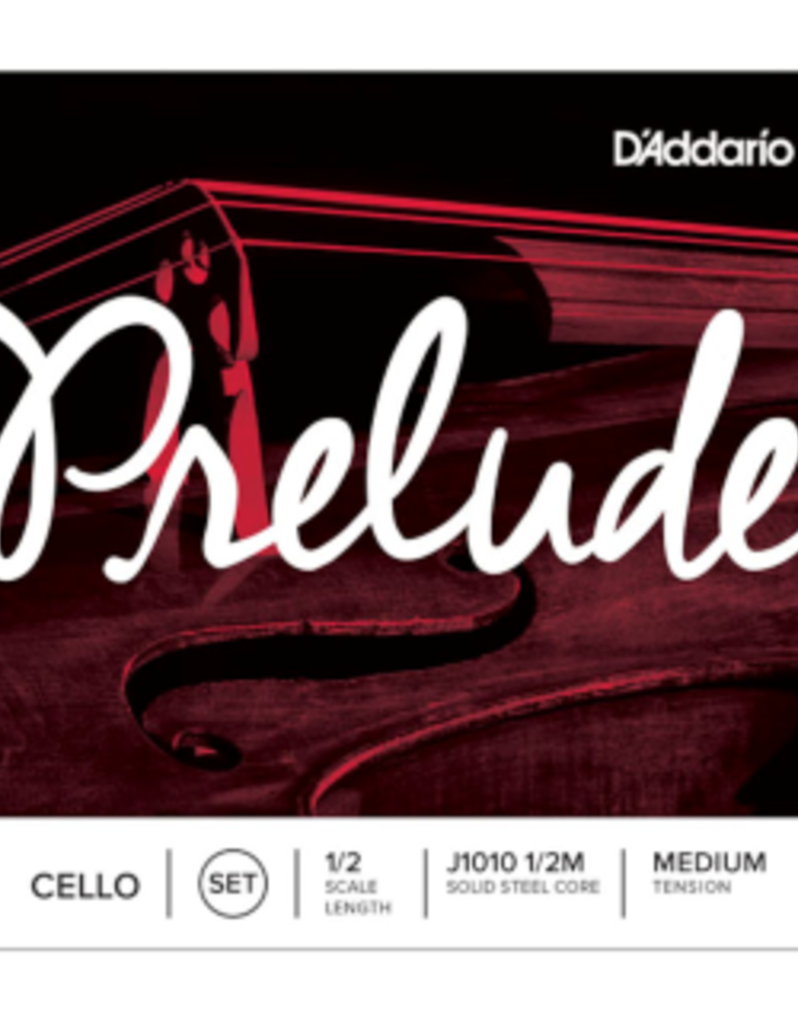 D'ADDARIO Prelude cellosnaar, do (C-4) 1/2