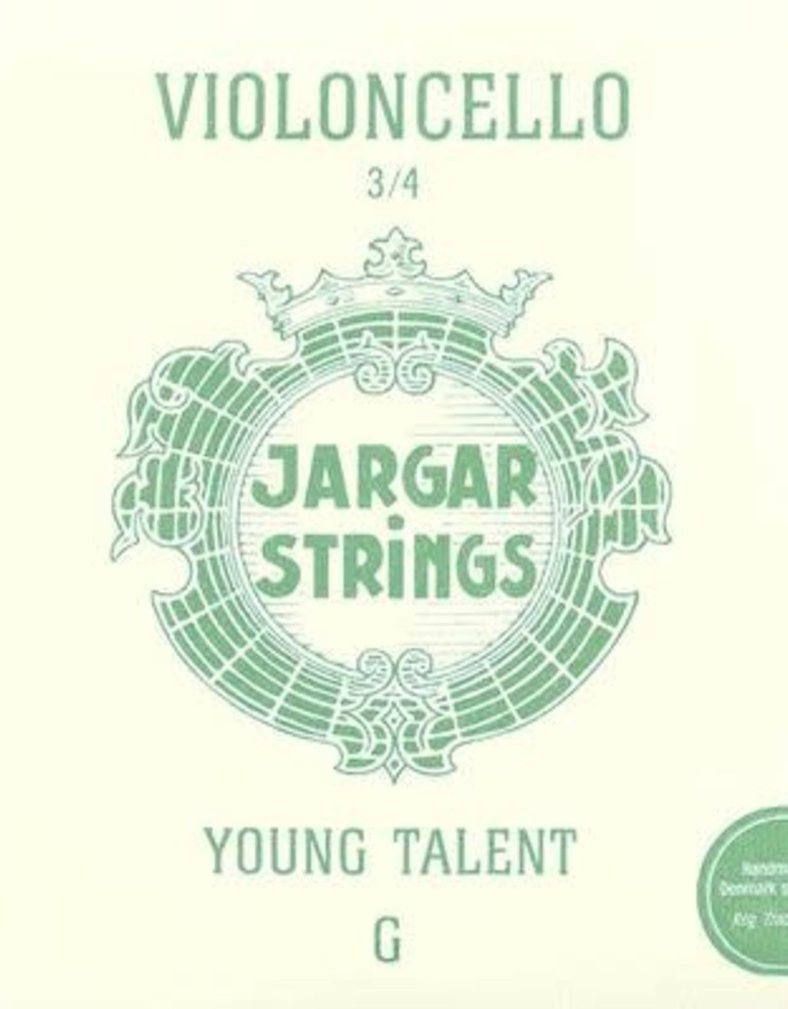 JARGAR Young Talent cellosnaar, sol (G-3) 3/4