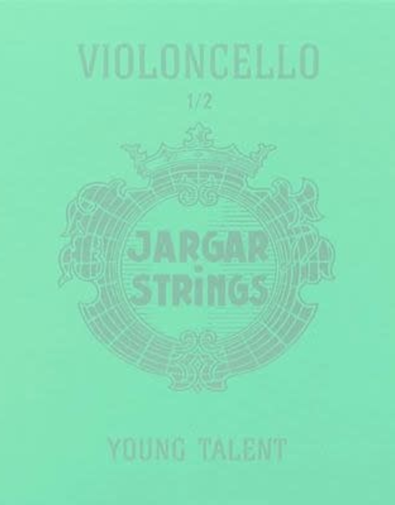JARGAR Young Talent snarenset cello, 1/2